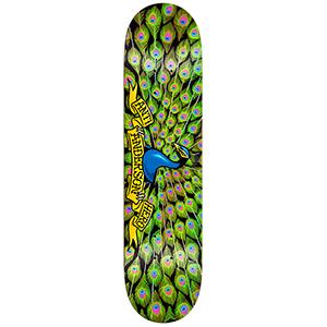 Anti Hero BA Ostentation Skateboard Deck 8.4