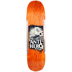 Anti Hero Beres Hurricane Skateboard Deck 8.63