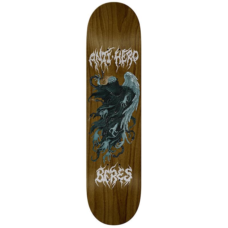 Anti Hero Beres Jef Whitehead Skateboard Deck 8.25
