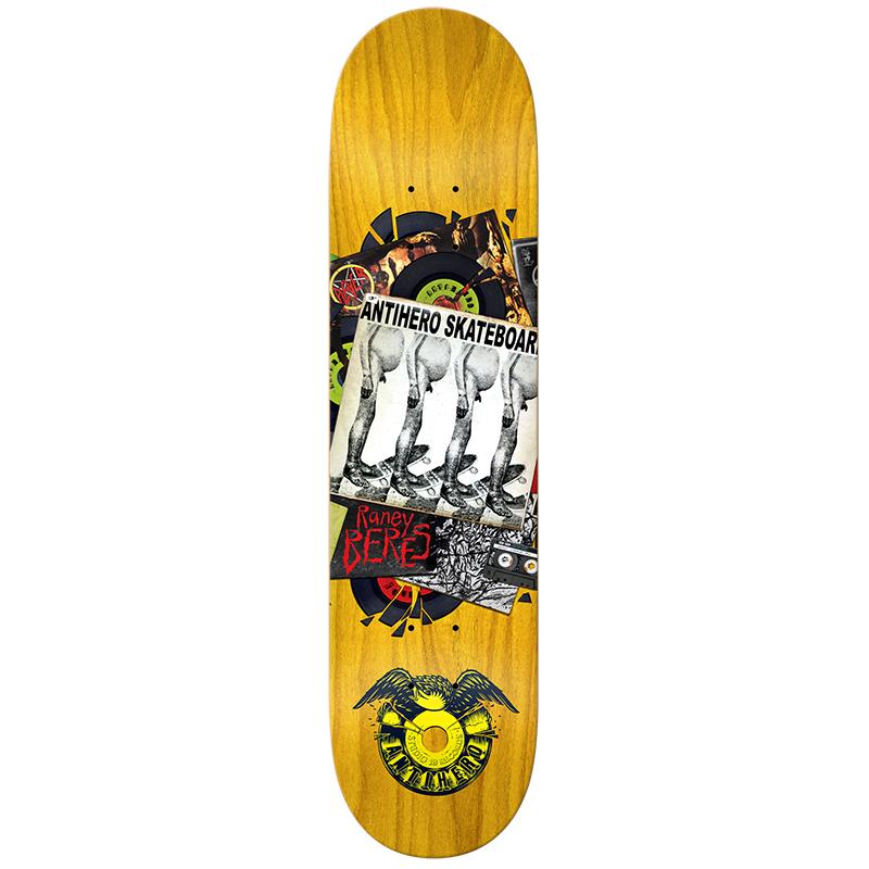 Anti Hero Beres Studio 18 Round 2 Skateboard Deck 8.38