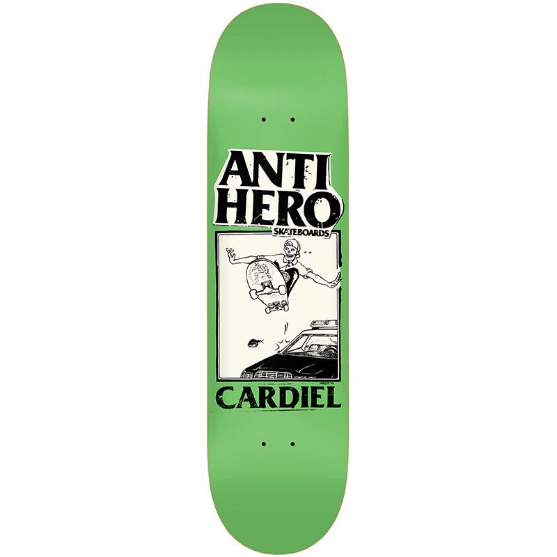 Anti Hero Cardiel Lance Mountain Skateboard Deck 8.12
