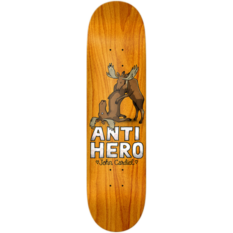 Anti Hero Cardiel Lovers II Skateboard Deck 8.62