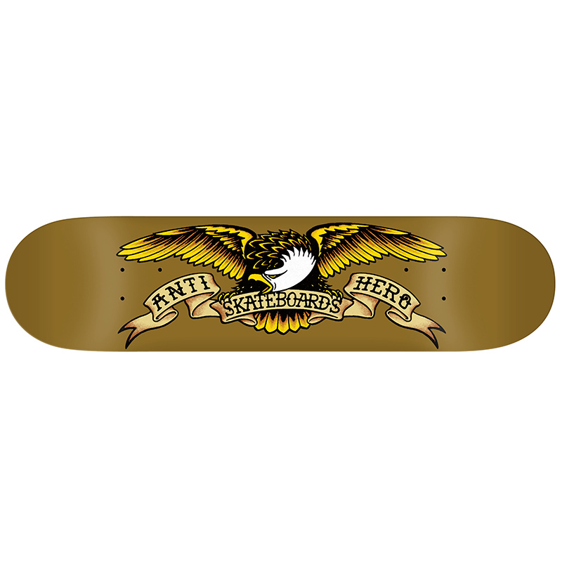 Anti Hero Classic Eagle Skateboard Deck 8.06