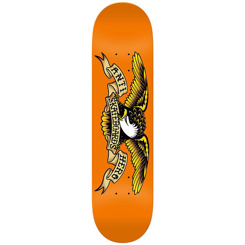 Anti Hero Classic Eagle Skateboard Deck 9.0