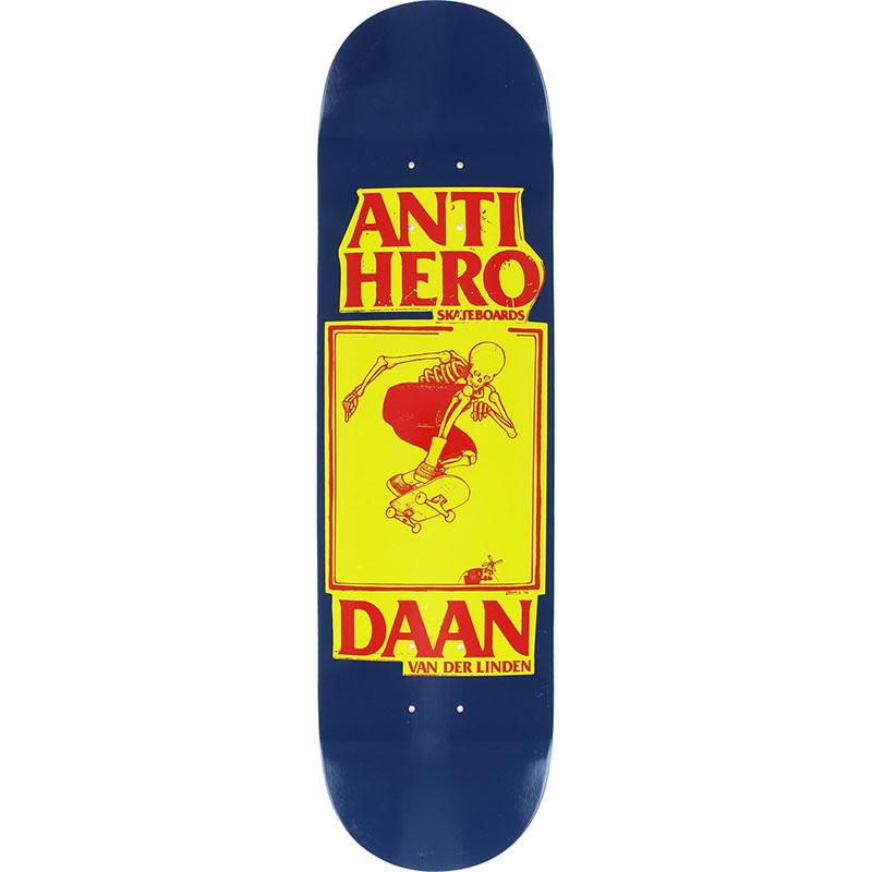 Anti Hero Daan Lance II Skateboard Deck 8.12