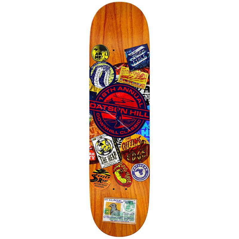 Anti Hero Daan Park Board Round 2 Full Shape Skateboard Deck 8.25