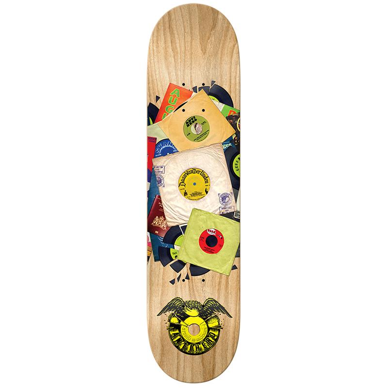 Anti Hero Daan Studio 18 Round 2 Skateboard Deck 8.25