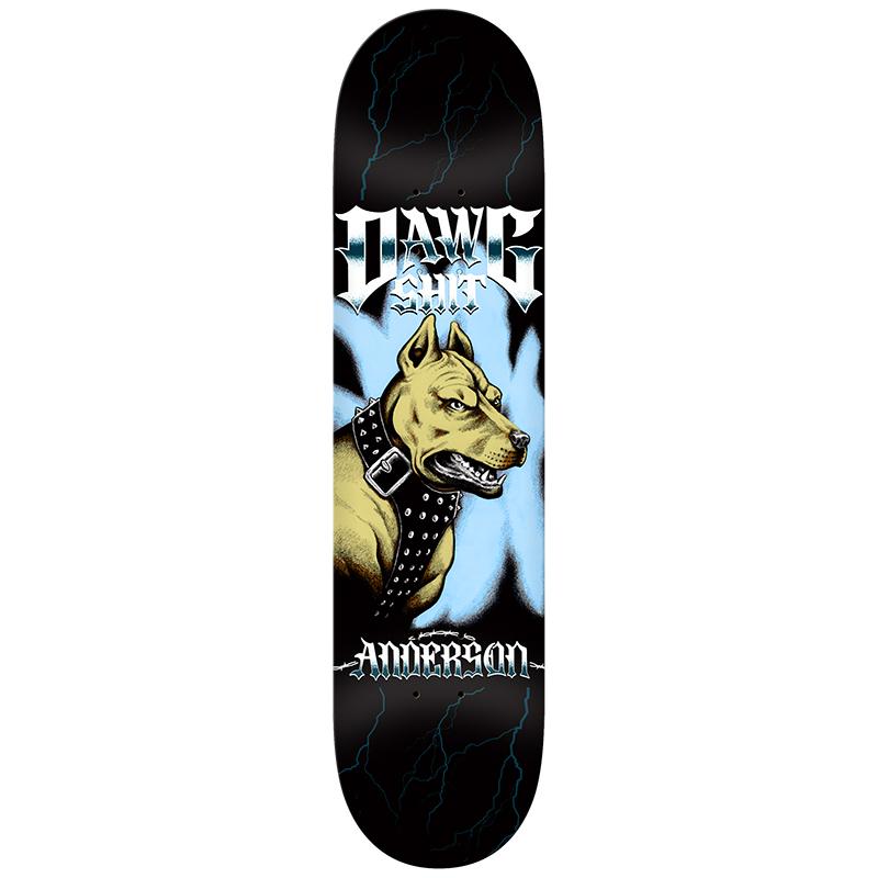 Dawg Shit BA Skateboard Deck 8.75