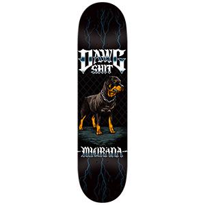 Dawg Shit Miorana Skateboard Deck 8.5