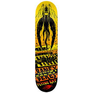 Flying Rat Beres Skateboard Deck 8.28