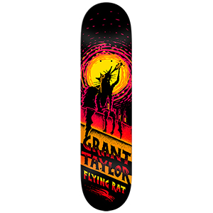 Flying Rat Taylor Skateboard Deck 8.12