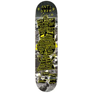 Anti Hero Gewer Starchart Skateboard Deck 8.18