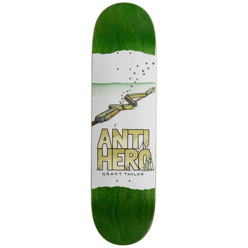 Anti Hero Grant Taylor Expressions Skateboard Deck 8.38