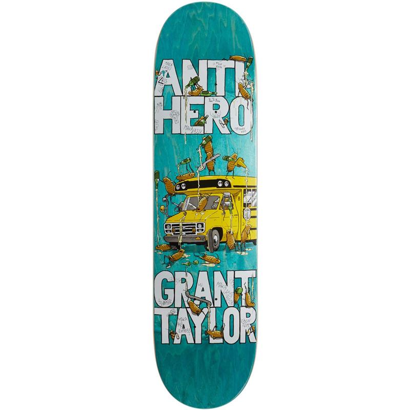 Anti Hero Grant Taylor Maka Bus Skateboard Deck 8.06