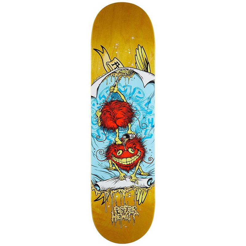 Anti Hero Hewitt Grimple Glue Skateboard Deck 8.4