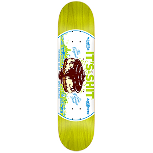 Anti Hero It's Shit Vanilla Skateboard Deck 8.25