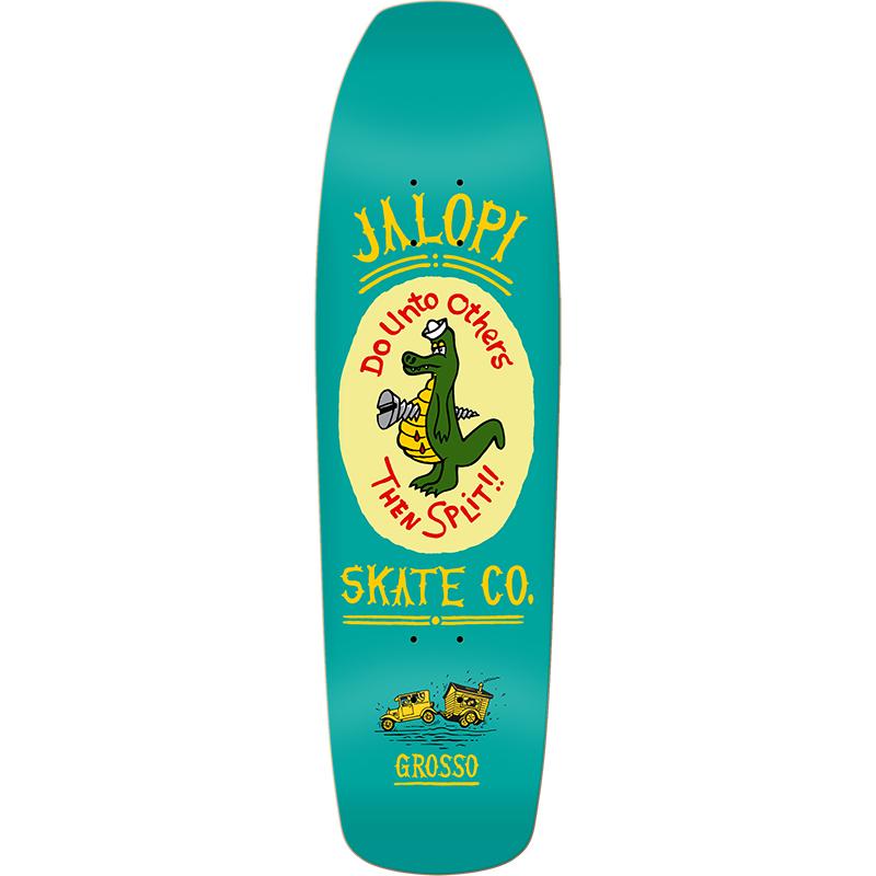 Jalopi Grosso Skateboard Deck 9.25