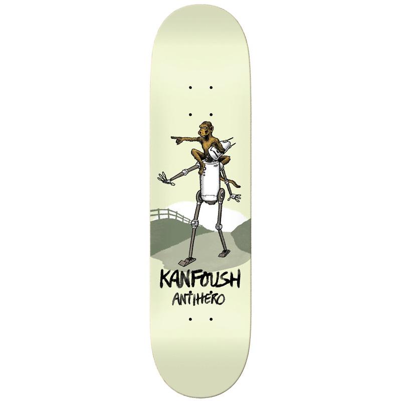 Anti Hero Kanfoush Blind Leading The Blinder Skateboard Deck 8.4