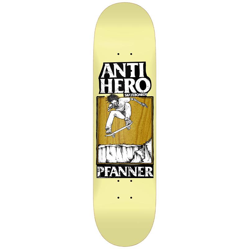 Anti Hero Pfanner Lance Skateboard Deck 8.25