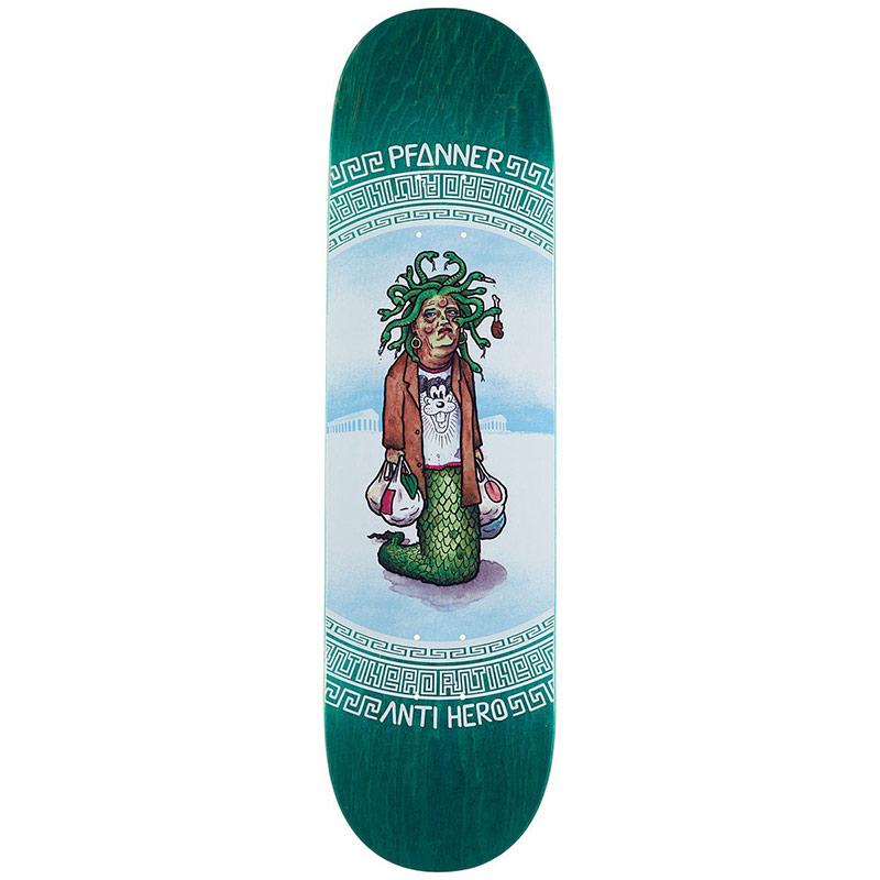 Anti Hero Pfanner Legends Skateboard Deck 8.25