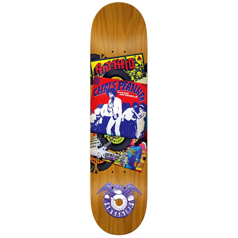 Anti Hero Pfanner Studio 18 Round 2 Skateboard Deck 8.06