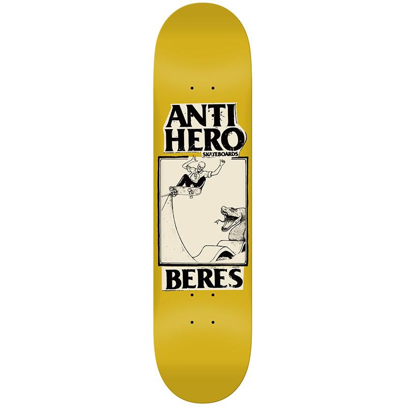 Anti Hero Raney Lance Mountain Skateboard Deck 8.28