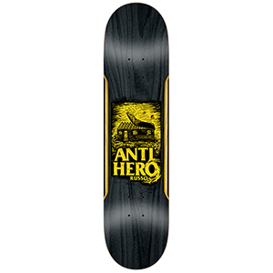Anti Hero Russo Hurricane Skateboard Deck 8.25