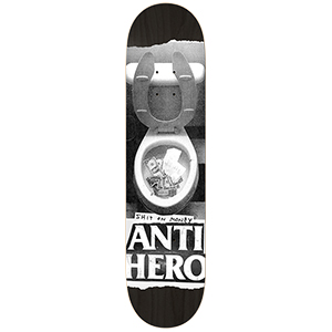 Anti Hero Shit On Money Pp Skateboard Deck 8.06
