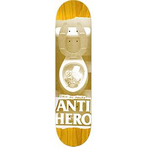 Anti Hero Shit On Money Pp Skateboard Deck 8.25