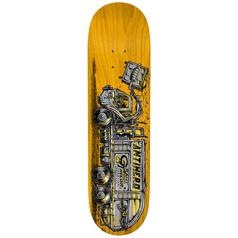 Anti Hero Taylor Curbside Service Skateboard Deck 8.25