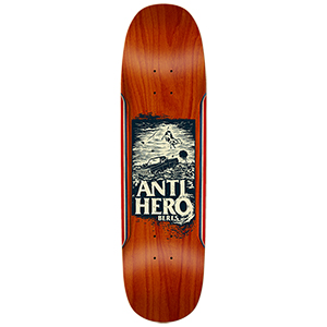 Anti Hero Taylor Hurricane Skateboard Deck 8.4