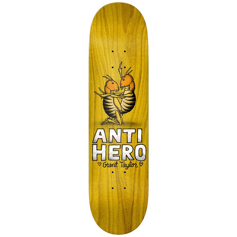 Anti Hero Taylor Lovers II Skateboard Deck 8.12