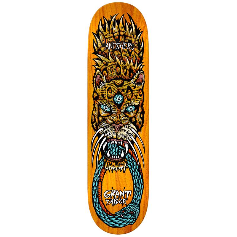 Anti Hero Taylor Totem Skateboard Deck 9.0