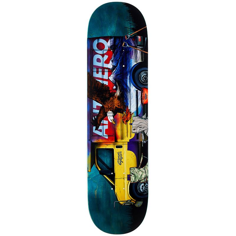 Anti Hero Taylor Vanatics Skateboard Deck 8.5