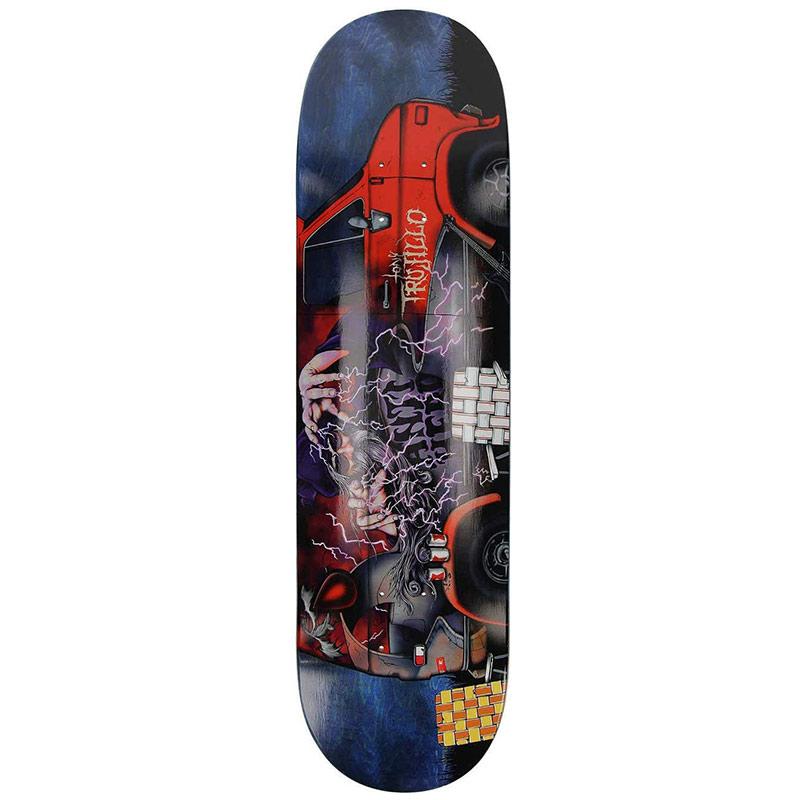 Anti Hero Trujillo Canatics Skateboard Deck 8.25