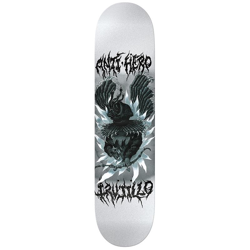 Anti Hero Trujillo Jef Whitehead Skateboard Deck 8.06