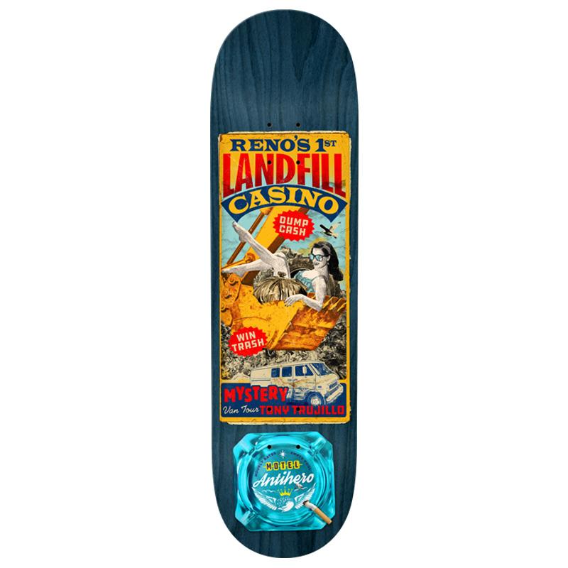 Anti Hero Trujillo Motel 18 Skateboard Deck 8.38