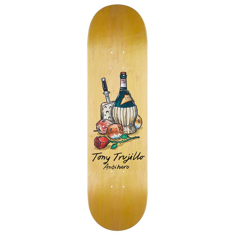 Anti Hero Trujillo Still Life Skateboard Deck 8.4