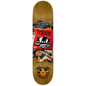 Anti Hero Trujillo Studio 18 Round 2 Skateboard Deck 8.5