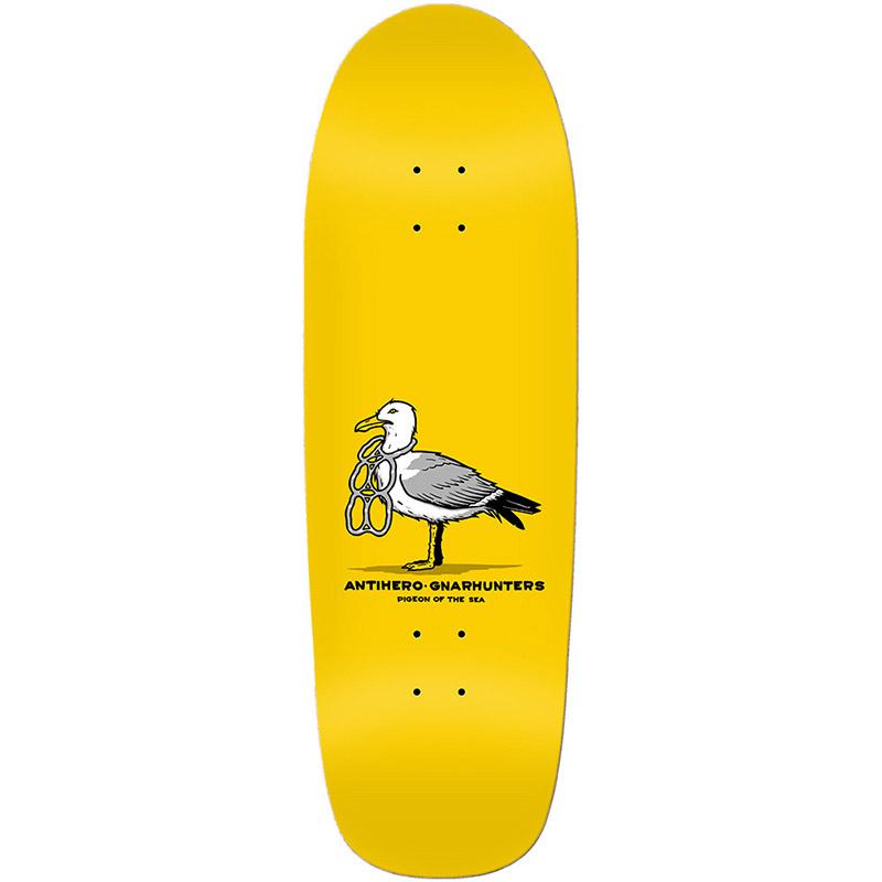 Anti Hero x Gnarhunters Skateboard Deck 9.55