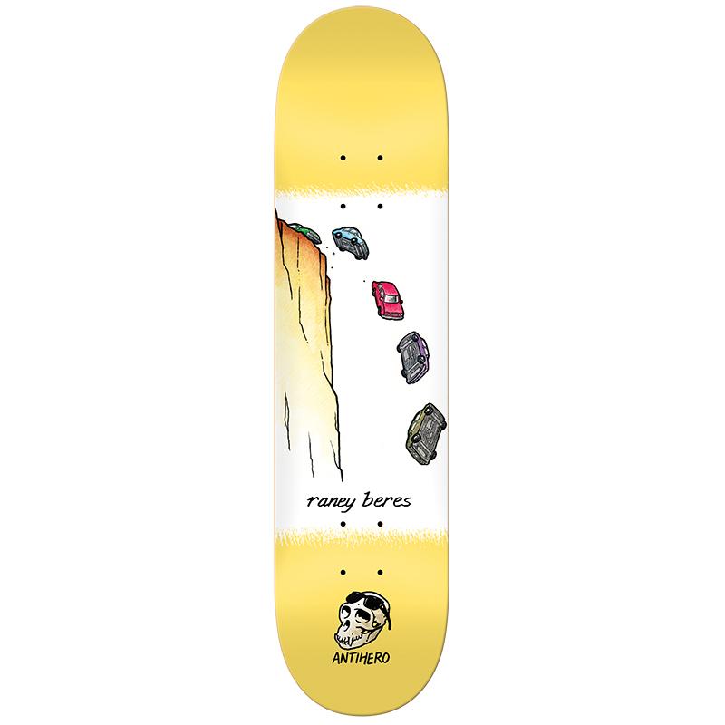 Anti Hero Beres Evolution Skateboard Deck 8.25