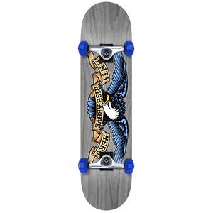 Anti Hero Dyed Eagle Mini Complete Skateboard 7.38