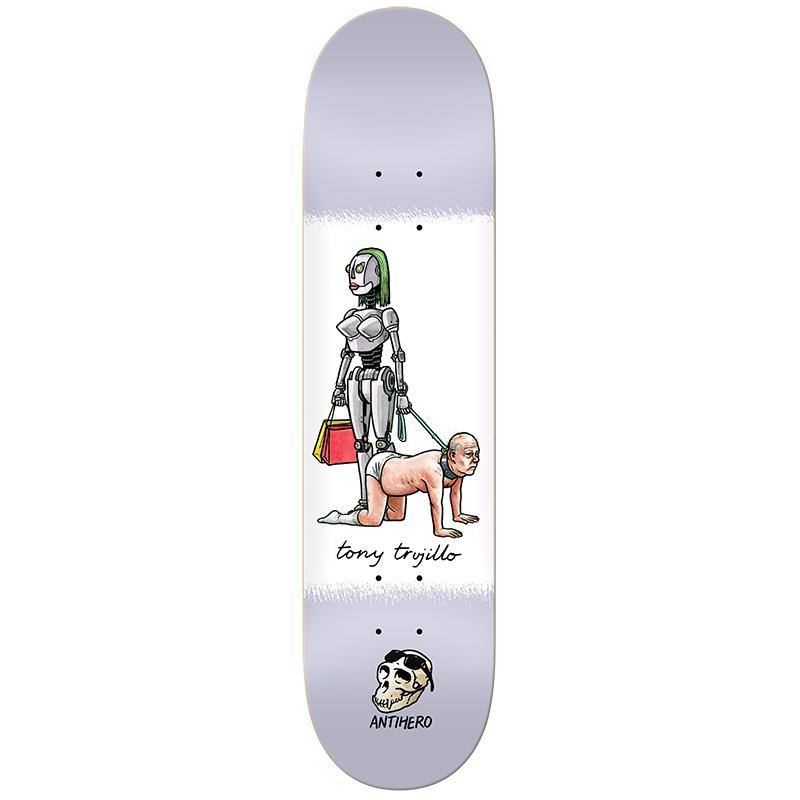 Anti Hero Trujillo Evolution Skateboard Deck 8.5