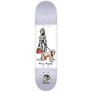 Anti Hero Trujillo Evolution Skateboard Deck 8.5