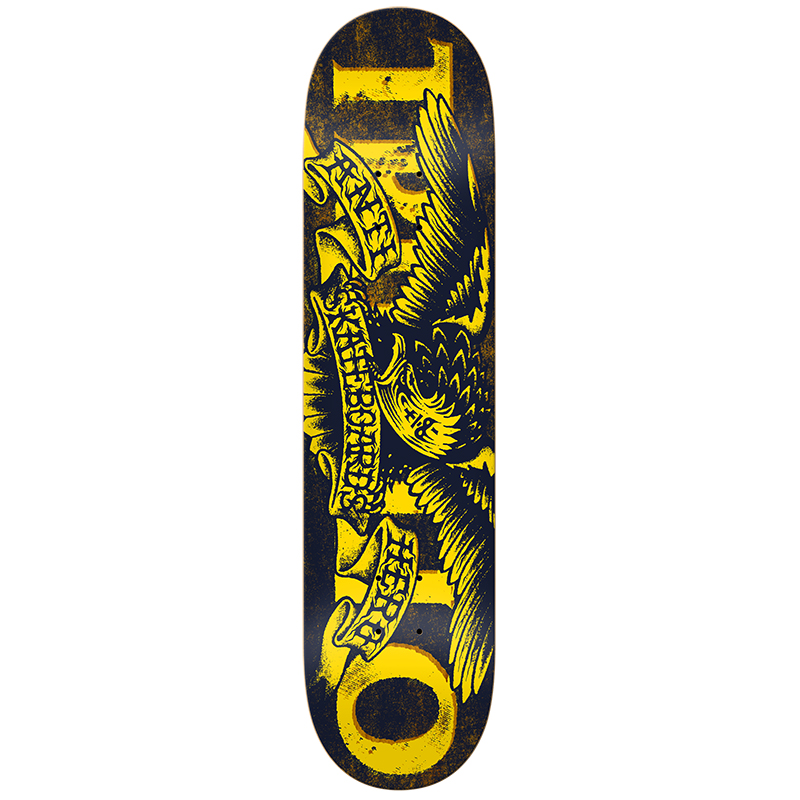 Anti Hero Trujillo Hesh Eagle Recolor Skateboard Deck 8.25