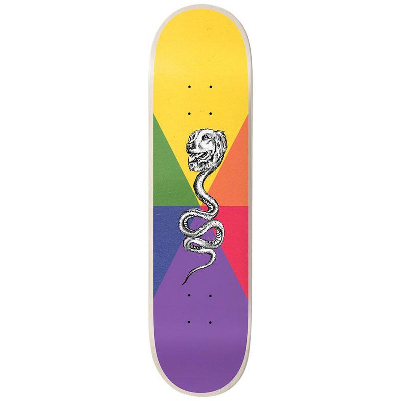 Baker Andrew Reynolds Frenz Skateboard Deck 8.5