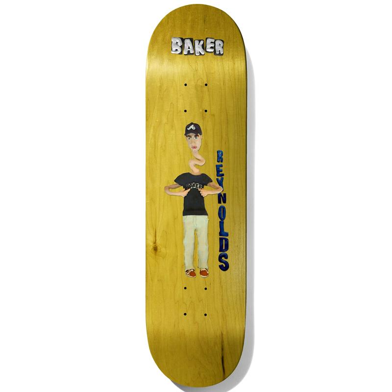 Baker Andrew Reynolds Kazi Skateboard Deck 8.5