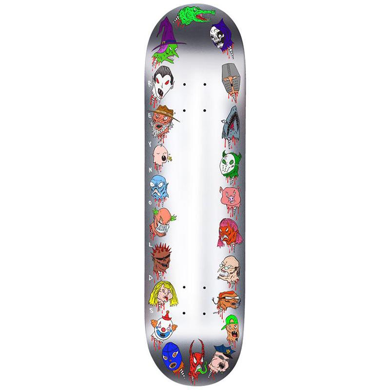 Baker Andrew Reynolds Wizardry Skateboard Deck 8.38
