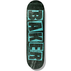 Baker Brian Herman Name Chalk Skateboards Deck 8.25