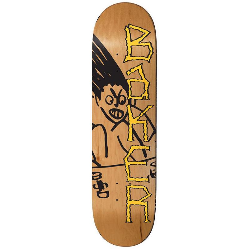 Baker Bryan Herman Aggro Skateboard Deck-8.25